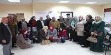 محافظة سلفيت ووكالة الغوث تنظمان لقاء دمج بين الشباب والمسنين