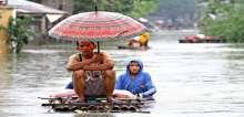 الفيضانات تجتاح الفلبين
