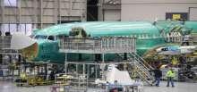 مصنع بوينغ لتجميع الطائرات في رينتون بواشنطن
