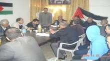 """جبهة النضال الشعبي في جنين تنظم ورشة عمل حول ثقافة """" المواطنة """""""