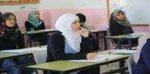 الارتباط العسكري يحاضر طالبات مدرسة بنت الازور الثانوية