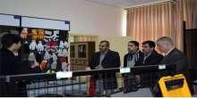 زيارة وفد من اتحاد صناعة الحجر للمركز الوطني للسلامة والصحة المهنية في جامعة بوليتكنك فلسطين