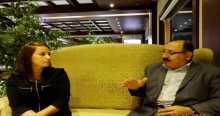 ناشطة تركمانية تشيد بدور الجمعية العراقية لحقوق الانسان في متابعة اوضاع النازحين
