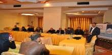 برنامج غزة للصحة النفسية يختتم دورة تدريبية حول الإشراف المهني للمشرفين في المؤسسات