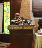 بحضور وزير العدل نقابة المحامين تفتتح مؤتمرها السنوي الرابع حول سيادة القانون والحرب على غزة