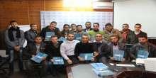 """مركز تطوير الإعلام في غزة يختتم دورة """"تقنيات المونتاج الرقمي"""""""