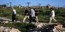 إطلاق النار على مستوطنين قرب رام الله