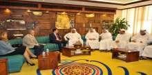 حركة صوت مصر والاتحاد الدولى لابناء مصر بالخارج يهنئان بلدية دبي لفوزها بجائزة عالمية