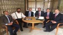 البرغوثي يتفق مع النواب التشيليين على تنظيم حملة للإفراج عن الأسرى الفلسطينيين