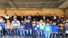 وكيل وزارة التربية والتعليم يتفقد مدارس محافظة قلقيلية