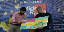 """برنامج """"Kids Read"""" ينظم فعالية اجتماعية بمكتبة بلدية قلقيلية"""