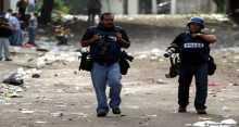 سوريا وغزة تتصدر القائمة.. مقتل 66 صحافياً في أنحاء العالم سنة 2014