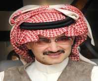 بالفيديو: شبيه الوليد بن طلال يخطف الأنظار في السعودية