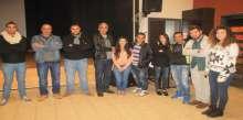 """فيلم """"محكمة الذئاب"""" على خشبة مسرح مركز محمود درويش الثقافي في عرابة"""
