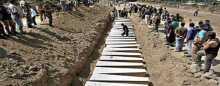 اكتشاف أكثر من 230 جثة بمقبرة جماعية فى شرق سوريا