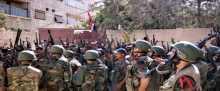 سوريا: ضابط ينتحر ويقتل معه عشرات الجنود