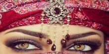 """شاهد """"العمانية """"صاحبة أجمل عيون ساحرة في العالم"""