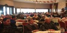 """جمعية الإغاثة الطبية الفلسطينية تعقد """" مؤتمر دعم الشباب للمرأة"""""""