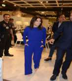 إيڤا لونغوريا ترتدي أزياء زوجة رامي عياش