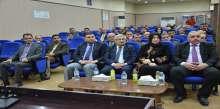 مفوضية الانتخابات تحتفل باليوم العالمي للغة العربية