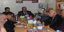محافظ طولكرم اللواء د. كميل يقدم التهاني للجبهة الشعبية في ذكرى إنطلاقتها 47