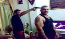 مقتل الممثل السوري فهد نجار بطلق ناري