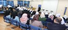 الجامعة العربية الامريكية تنهي المرحلة الاولى من استقبال طلبة المدارس