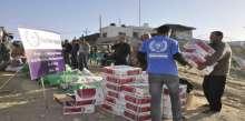 بقيمة بلغت 75 ألف دولار أمريكي..الأعمال الخيرية تقدم معدات صيد لصيادي قطاع غزة المتضررين