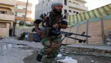 مقتل واصابة العشرات باشتباكات عنيفة في ريف دمشق