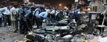 مقتل 3 واصابة 5 فى انفجار قنبلة بمحطة حافلات فى الهند