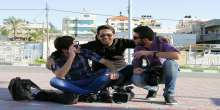 بعد قبوله في Xfactor مرتين دون التمكن من السفر .. فنان من غزة يُنتج فيديو كليب مميز لوحده