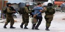 الاحتلال يعتقل (12) مواطناً الليلة الماضية
