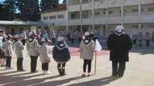 تربية قلقيلية تفتتح فعاليات مخيم زهرة المدائن الكشفي الارشادي