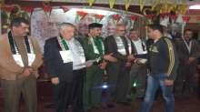 قيادة منطقة جنين وطوباس تشارك في حفل افتتاح مكتب حركة فتح في بلدة عجة