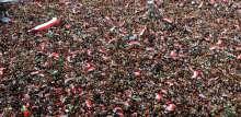 ذكرى الثورة المصرية