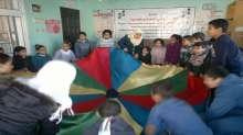 الهيئة الفلسطينية للتنمية تستكمل تنفيذ جلسات الدعم النفسي للأطفال