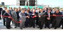 الجامعة العربية الامريكية تفتتح مبنى الرئاسة الجديد