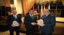 """جمعية """"غدي"""" تكرم وزيري البيئة اللبناني والأردني"""