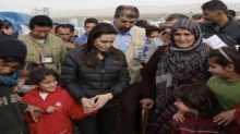 """أنجيلينا جولي في عقر دار """"داعش"""""""