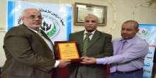 الزيتون للتنمية والتطوير تستقبل وفد من وزارة الشؤون الإجتماعية