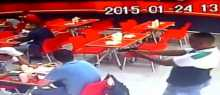 فيديو صادم: قاتل مأجور يطلق النار على ضحيته علناً