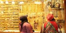 بريق الذهب والمجوهرات والألماس يجذب المتسوقين خلال مهرجان دبي للتسوق
