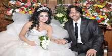 بالصور: بهاء سلطان في غُرفة الولادة مع زوجته .. ويُرزق بتوأمين
