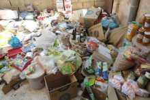 الضابطة الجمركية تضبط منتجات مستوطنات ومواد غذائية فاسدة في اريحا