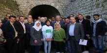 النفق العثماني علامة نحو الترميم والحفاظ على معالم المكان التاريخية