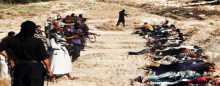 داعش تعدم 3 فتيات فى الموصل رميا بالرصاص