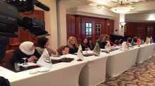 لقاء حواري لجمعية لبنانيون عن شؤون العمل النسائي الحزبي