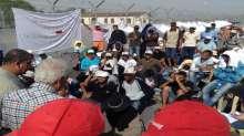 قبرص : لقاءات واتصالات مكثفة تجريها السفارة الفلسطينية لمعالجة مشاكل اللاجئين