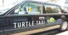التاكسي السلحفاة لمحبي التاخير