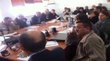 إجتماع للجنة المركزية لحزب فدا على مستوى الوطن والشتات واقرار انعقاد المؤتمر الوطني الرابع للحزب